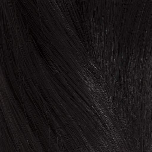 Clip in Vlasy 38cm 70g Prirodzená Cierna 1B-958