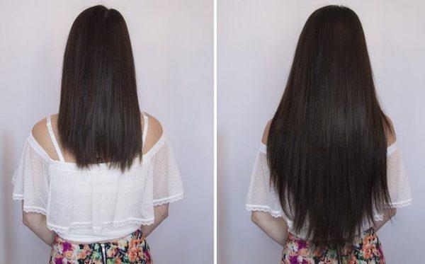 Clip in Vlasy 50cm 160g - OxY Premium-728