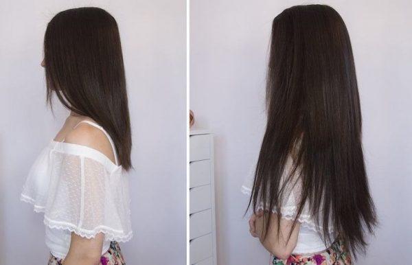 Clip in Vlasy 50cm 160g - OxY Premium-729