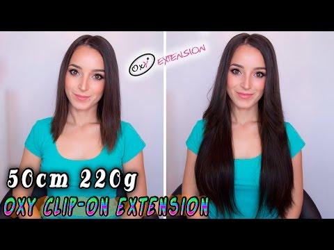 Clip in Vlasy 50cm 220g - OxY Premium-821