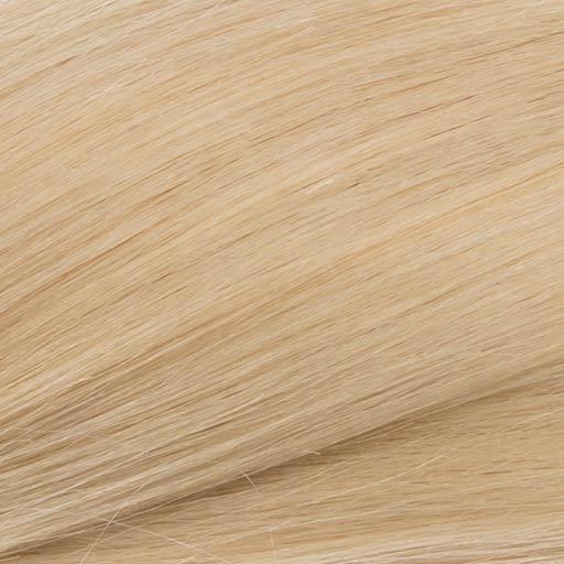 Clip in Vlasy 38cm 70g Platinová Blond 60-1500