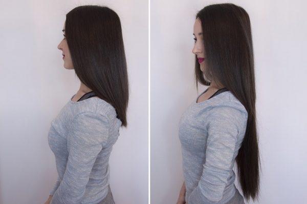 Flip in vlasy 55cm 160g-656