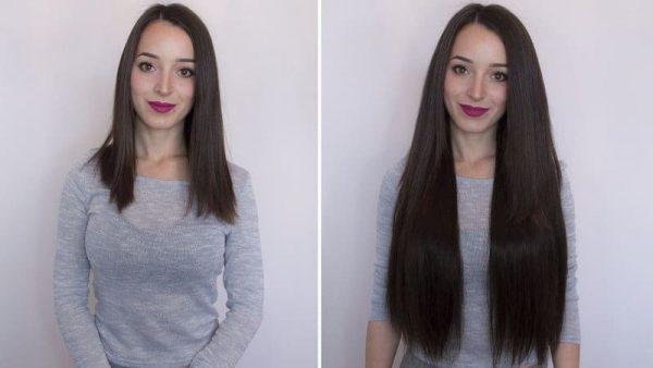 Flip in vlasy 55cm 160g-655