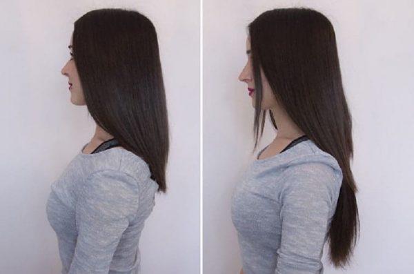 Flip in Vlasy 40cm 140g-677